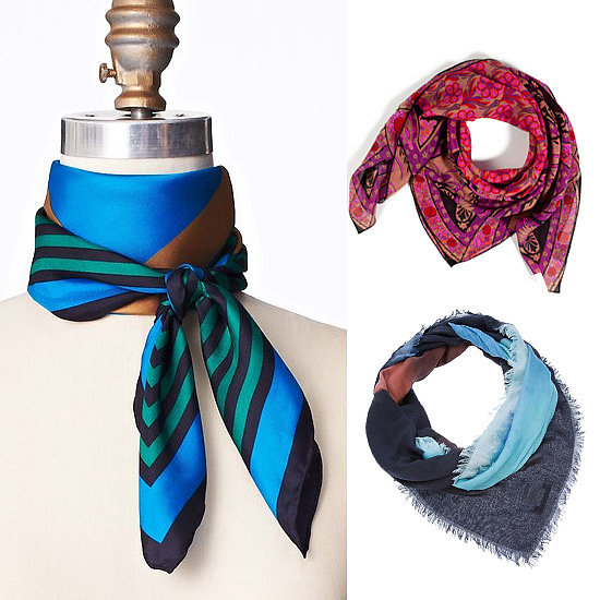 Accessory of the Week: Neckerchiefs