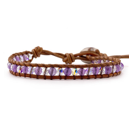 Chan Luu February birth amethyst