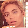 Beyonce Short Blonde Pixie Haircut Pictures