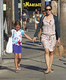 Jennifer Garner Shares a Sweet Week With Her Little Ladies