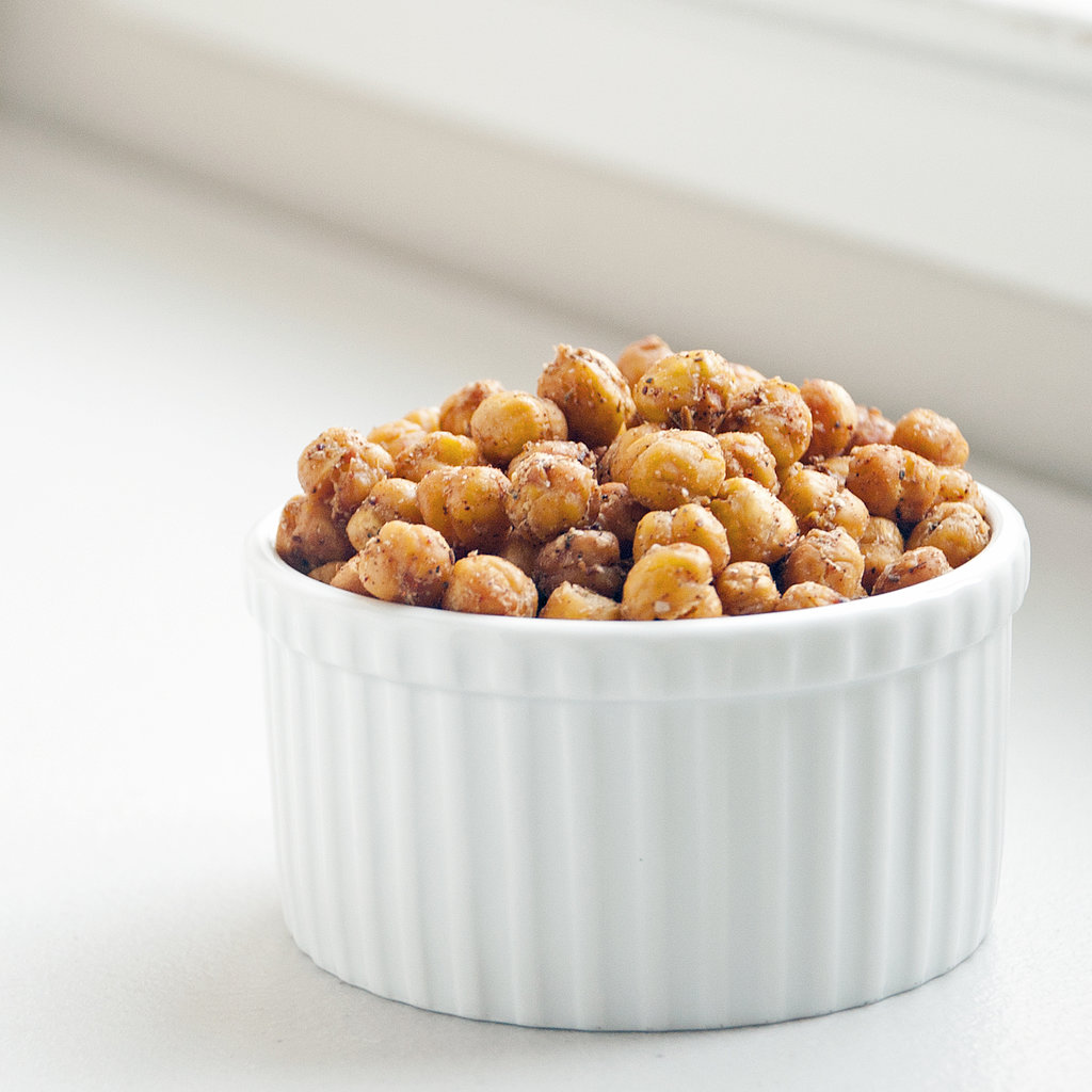Make Your Own: Roasted Chickpeas