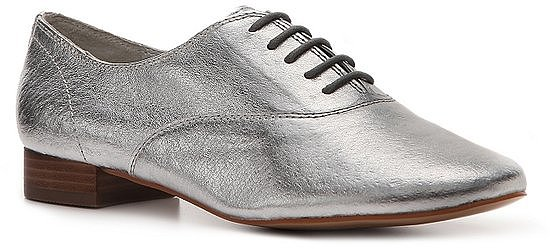 Looking to score on the trend — these Envy Waltz oxfords ($30) ring in under $50.