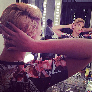 Celebrity Reactions to Beyonce's Haircut