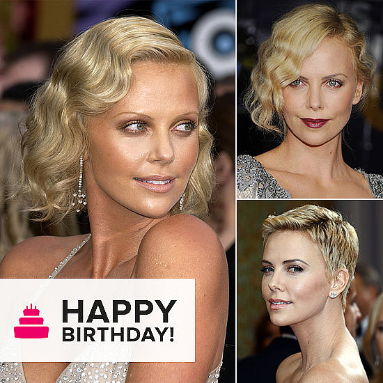 Happy Birthday, Charlize Theron! See Her Top Beauty Looks