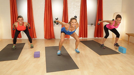 Tone Those Inner Thighs and Triceps in Only 10 Minutes!