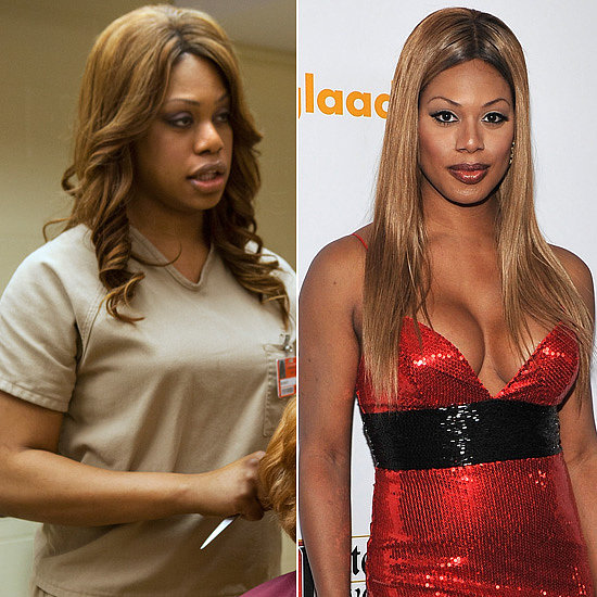 Laverne Cox (Sophia Burset) Source: Getty, Netflix