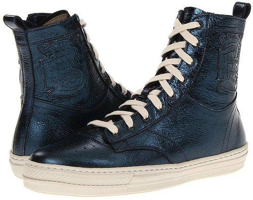 Burberry - Northfield (Teal Blue) - Footwear