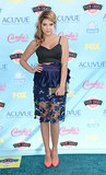 Ashley Benson attended the 2013 Teen Choice Awards.