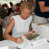 Gwyneth Paltrow Breaks From Her Family Vacation For a Book-Filled Night