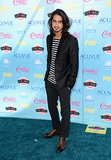 Avan Jogia attended the 2013 Teen Choice Awards.