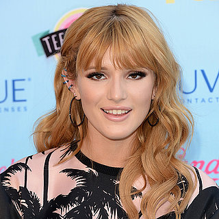 Bella Thorne's Hair & Ear Cuff at 2013 Teen Choice Awards
