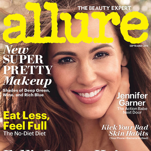 Jennifer Garner on the Cover of Allure September 2013