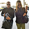 Jennifer Aniston at LAX Airport