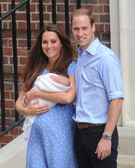 Prince George's Godparents Announced! Plus, What to Expect in His First Year