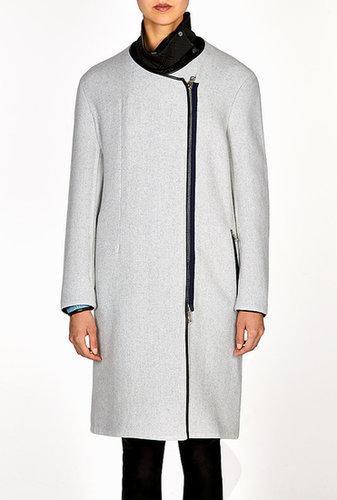 3.1 Phillip Lim Splittable Wool Coating Coat