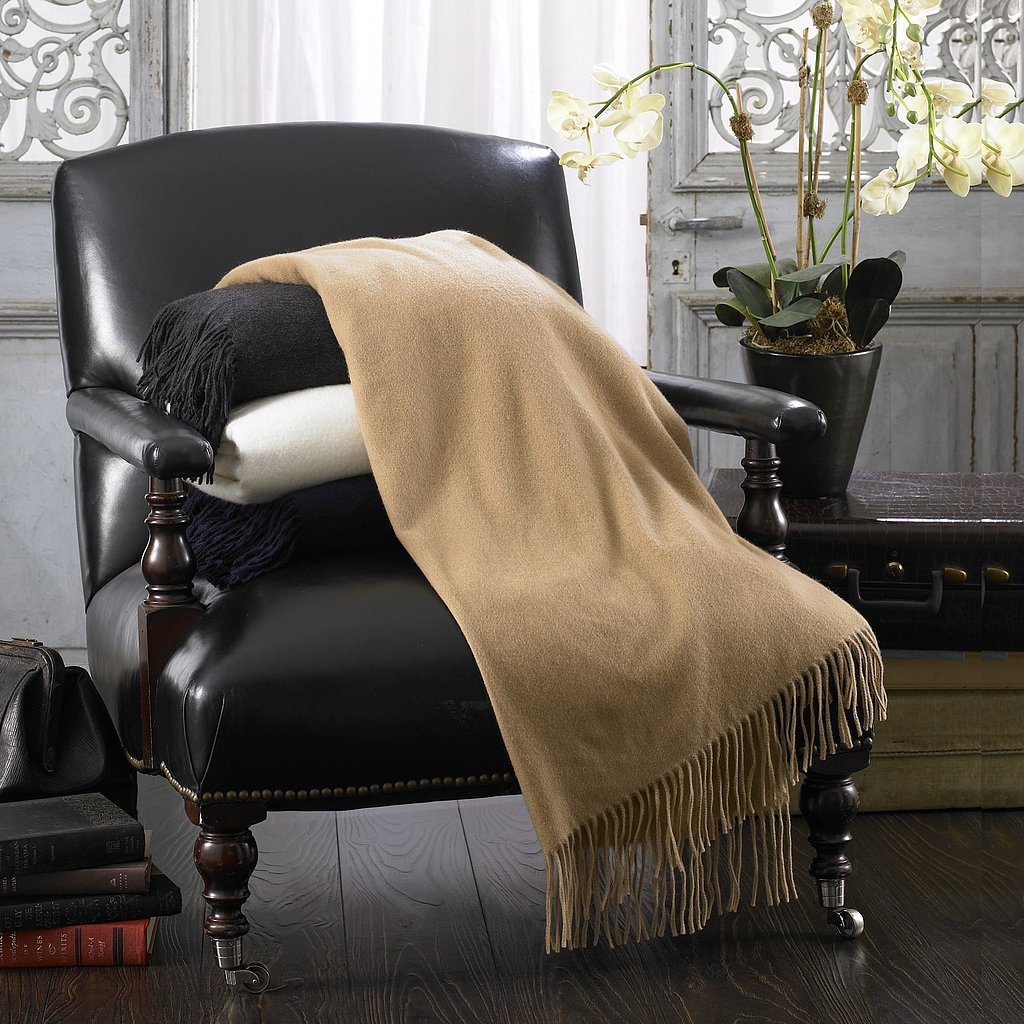 9. The Luxurious Throw
