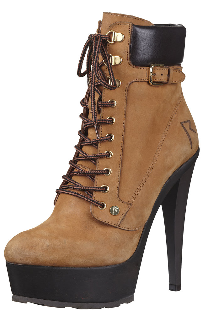 Rihanna for River Island Heeled Boot ($160)