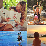 Gisele's Sweetest Summer Snaps With Her Little Ones