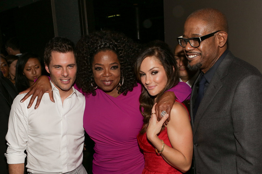 """Oprah Says She's """"Sorry"""" For Racist Swiss Incident at the Butler Premiere"""