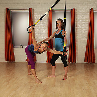 New Fitness Trend: TRX Mixed With Yoga