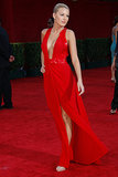 Does anyone work Versace with more va-va-voom than Blake Lively did at the 2009 Emmy Awards?