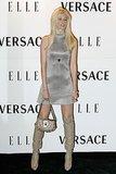 Claudia Schiffer was a retro goddess for the Elle anniversary bash in 2006.