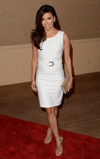Eva Longoria hosted the HFPA Installation Luncheon.