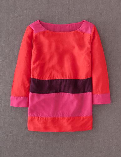 Stripe Colourblock Top