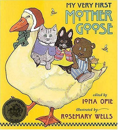 Age 1: My Very First Mother Goose