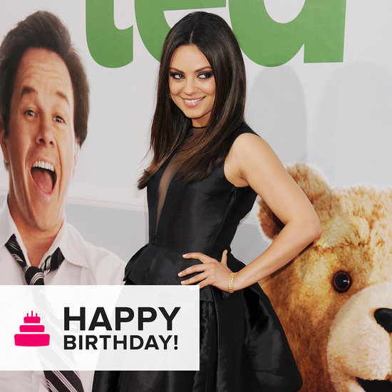 Why We're Obsessed With the Talented Miss Kunis