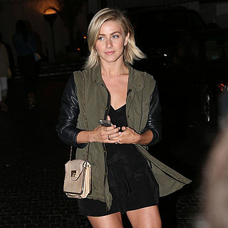 Julianne Hough Wearing a Romper