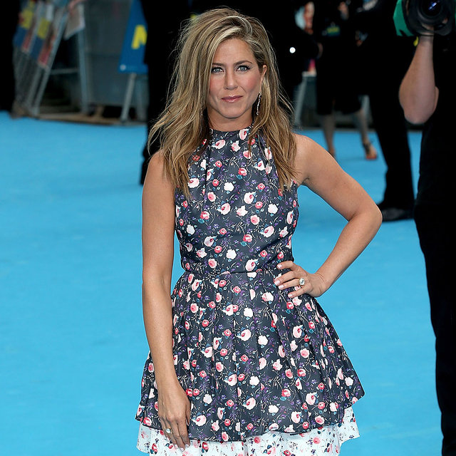 Jennifer Aniston Totally Cheated on Her Signature Look