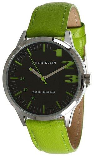 Anne Klein - AK-1257BKLG (Black/Lime Green) - Jewelry