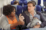 "How I Met Your Mother Jason Segel and guest star Sherri Shepherd on How I Met Your Mother's season premiere ""The Locket,"" airing Sept. 23 on CBS."