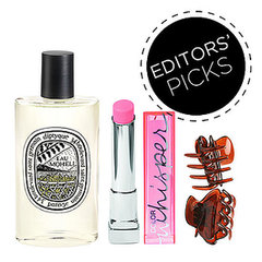 New Beauty Products Chosen By the Editors
