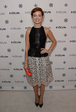 Ahna O'Reilly attended InStyle's Summer party.
