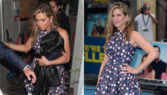Stripper Talk and Afterparties? Jennifer Aniston Does It Up in London!
