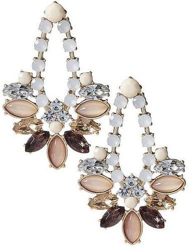 Sabine Antique Chandelier Earring