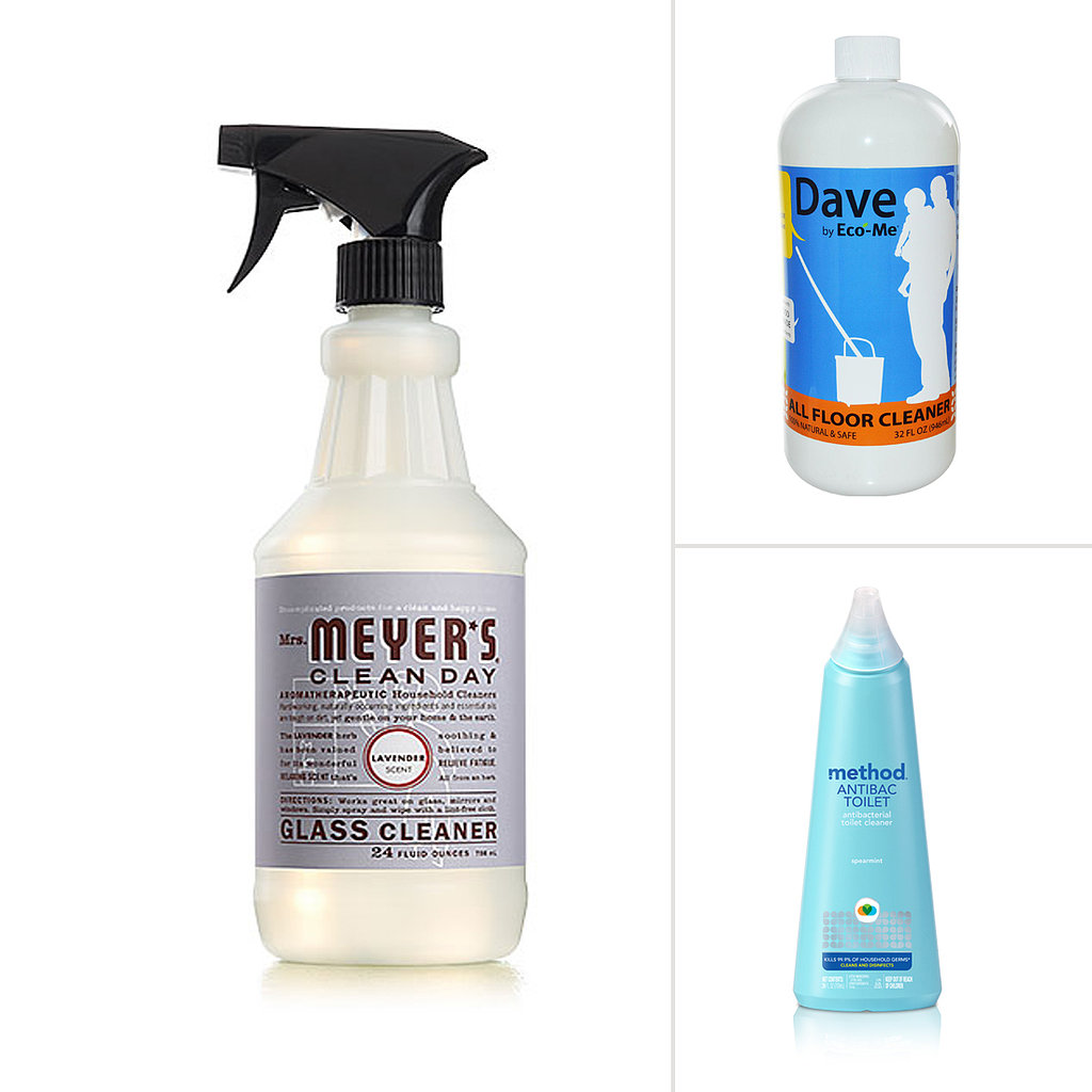 8 Eco-Friendly Cleaners For Around the House
