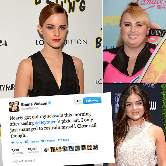 Tweets of the Week: Emma Watson, Rebel Wilson, Lucy Hale & More!