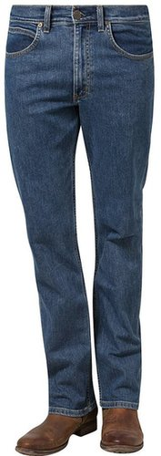 Lee BROOKLY STRAIGHT Jeans Straight Leg mid stone wash