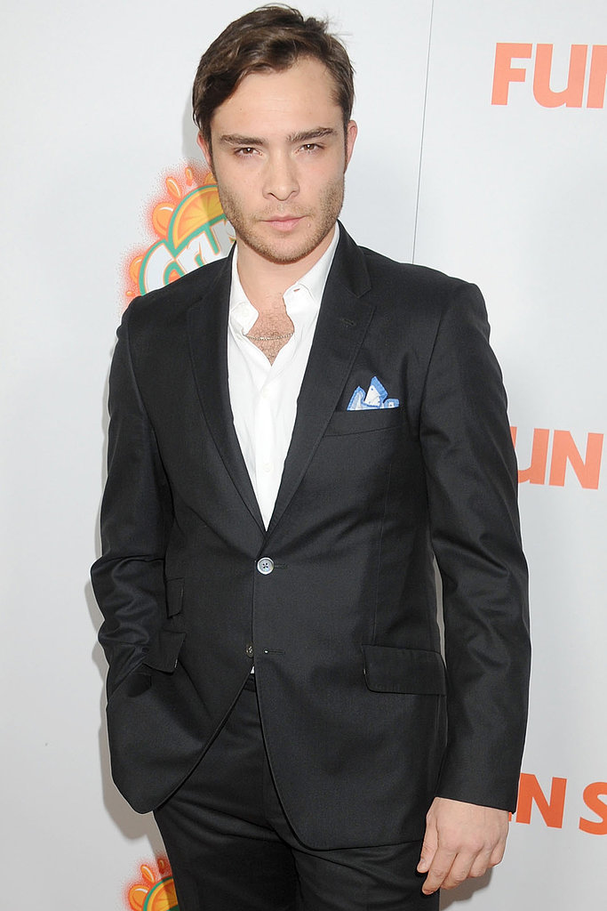 "Ed Westwick may join The Kitchen Sink, a monster mash-up starring Vanessa Hudgens and Denis Leary. Westwick would play a ""smooth-talking vampire."""