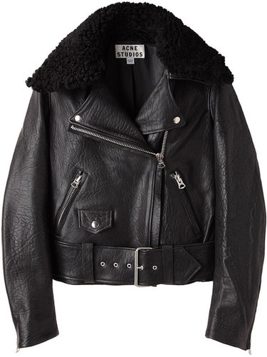 Acne Studios / Mape Leather Jacket