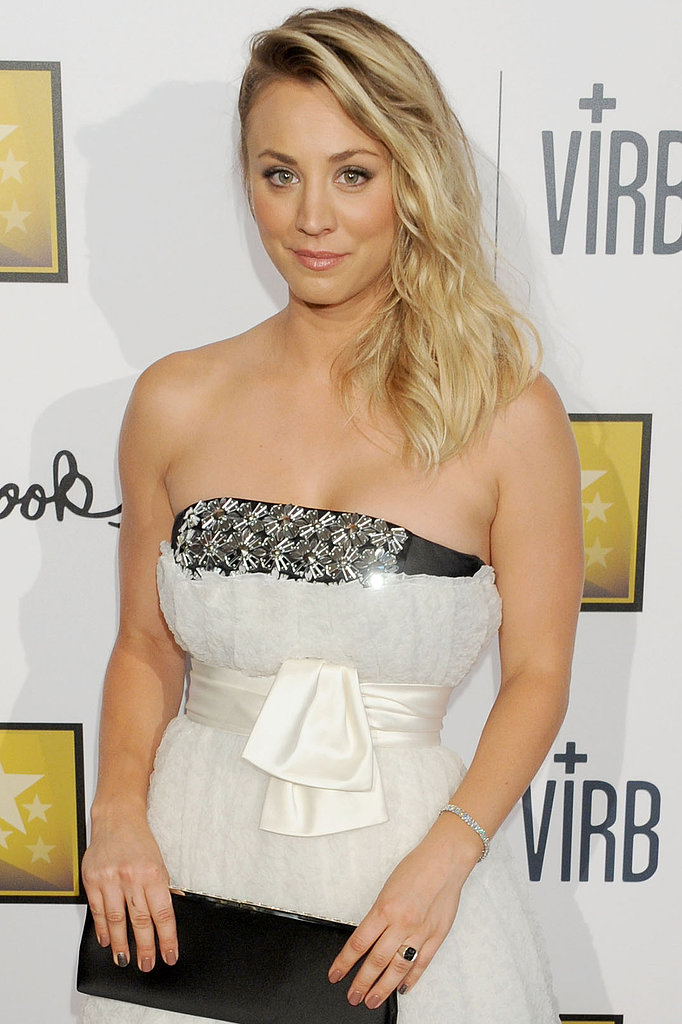Kaley Cuoco may play Josh Gad's fiancée in an untitled comedy also starring Kevin Hart.