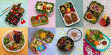 Inspiring Lunches: Lovely Little Bentos