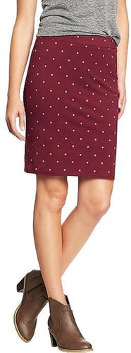 Women's Printed Pencil Skirts