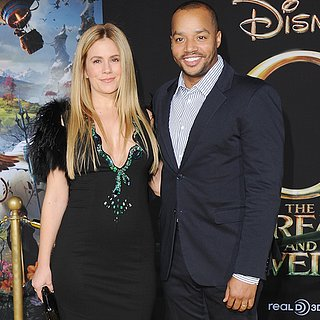 CaCee Cobb and Donald Faison Have a Baby Boy