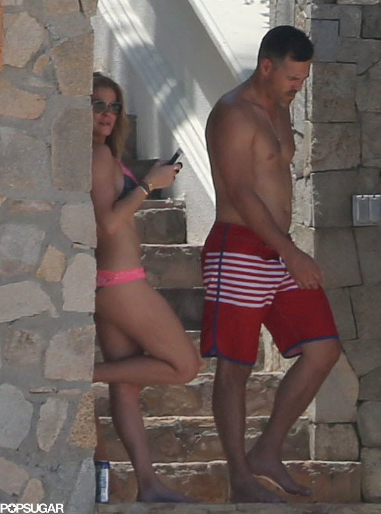 LeAnn Rimes and Eddie Cibrian enjoyed a vacation in Mexico.
