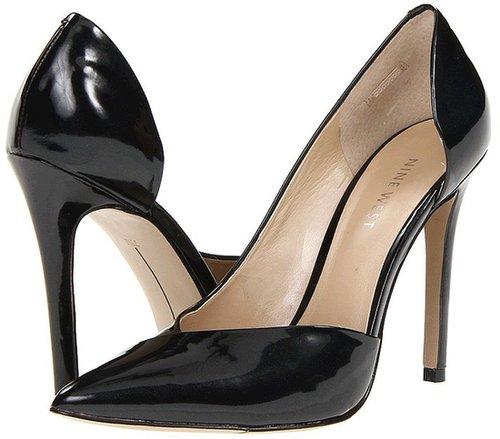 Nine West - Goulding (Black Synthetic) - Footwear