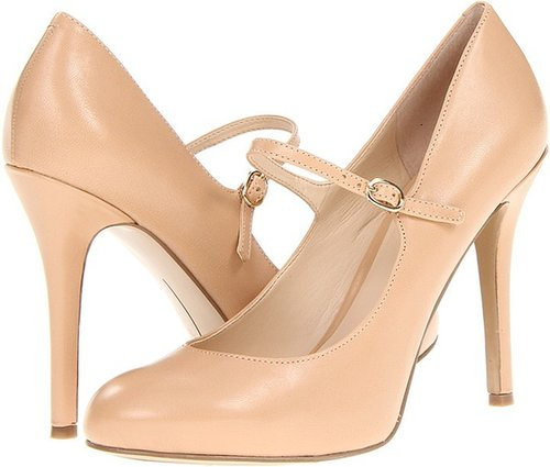 Nine West - Msknoitall (Natural Leather) - Footwear